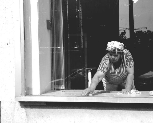 Der Glanz Von Berlin Cleaning Don Filter Streetphotography