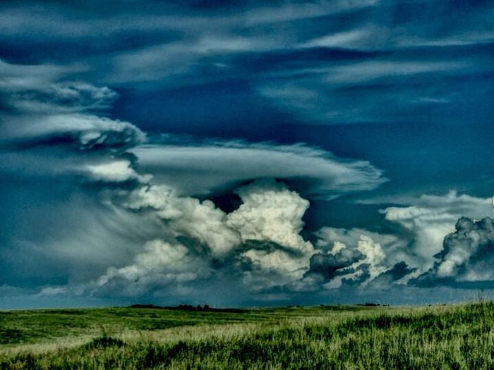 Nebraska Panhandle Nebraska Weather Nebraska Skies Nebraska Weather Clouds And Sky Storm Clouds 2016