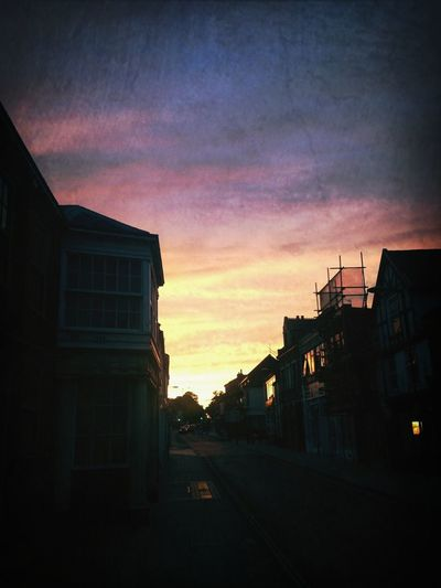 Norwich Sunset