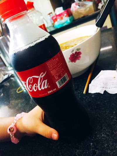 Cocacola Drink First Eyeem Photo