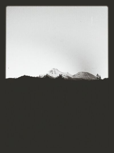 """Monochrome Capa Filter Mount Shasta Waka-nunee Tuki-wuki The native name of Shasta means """"To walk around and on the sides but never on the top"""". To them, Shasta's summit is the most sacred place and should only be visited during a spiritual quest or near the time of death."""