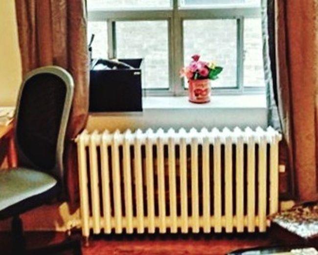 Interior Design Window Indoors  No People Radiator Day Living Room