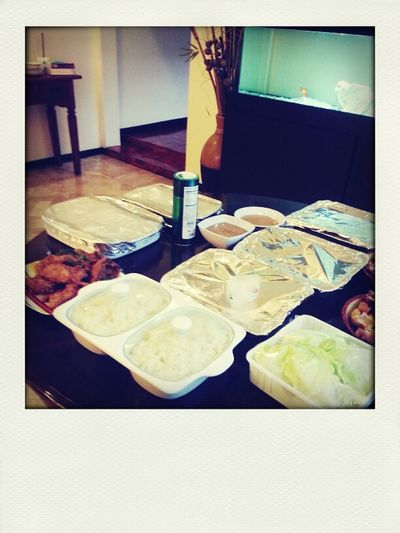 Gabo's Birthday Preparations