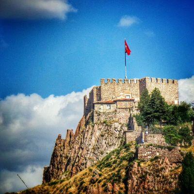 Ankara Kalesi - Ankara Castle