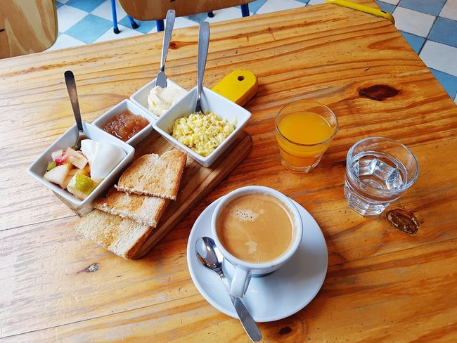 Breakfast, Desayuno en Cordoba, Argentina Food And Drink Breakfast No People Córdoba Argentina Eyeem Bruncheria Food