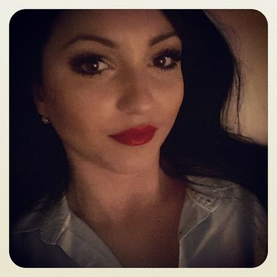 on a bad day, there's always a lipstick Red Lips Back In prague missinghome