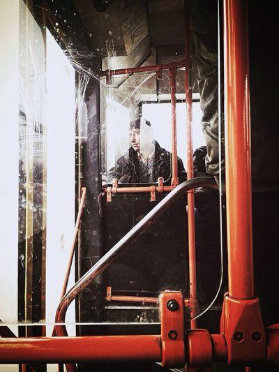 Finding The Next Vivian Maier Streetphotography Public Transportation