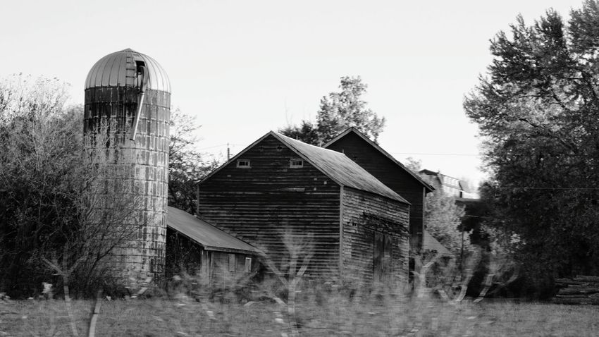 Farmlandscape Farmland Farm Built Structure America Merica EyeEm Gallery EyeEm Best Shots Rural Scene No People Vintage❤ Vintagestyle Abstract Tranquility