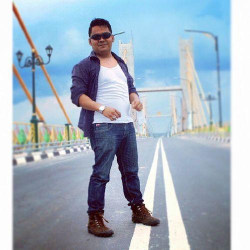 Jembatanpedamaran Bagansiapiapi Riau INDONESIA Malaysia