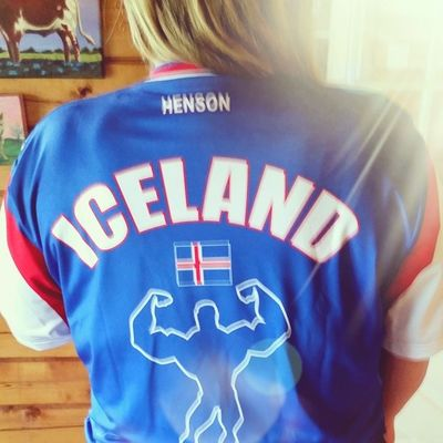 Awesomeness in the mail from The Mountain Themountain Icelandsstrongestman Nerdgirlproblems