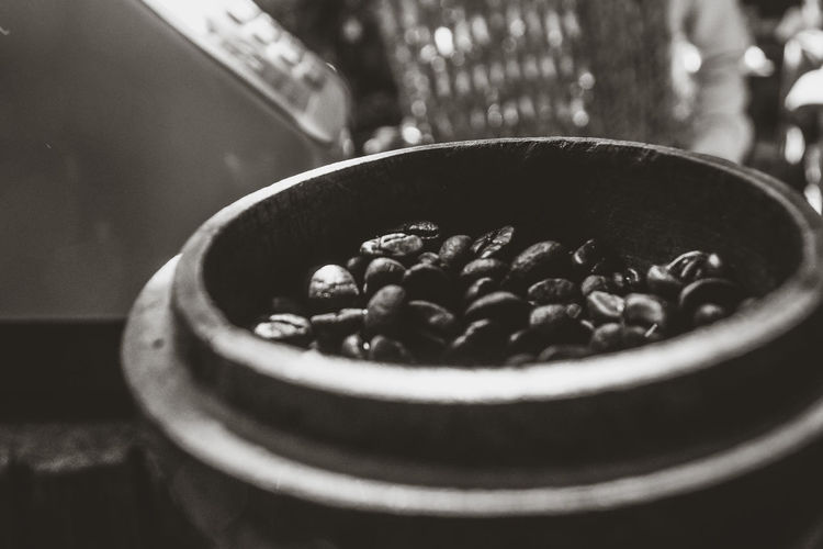Close-up Coffee Coffee Beans Coffee Beans Roaster Still Life