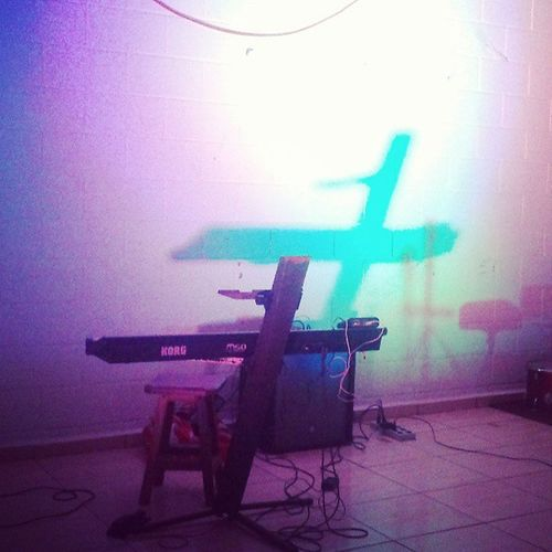 Music Sing M50 KORG keyboard praise church camp