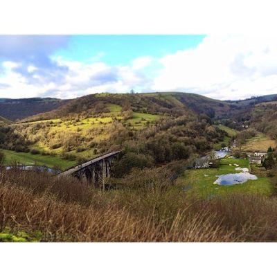 Monsalhead Monsal K8marieuk Iphone5s Landscape HDR Bridge 200114 Photooftheday