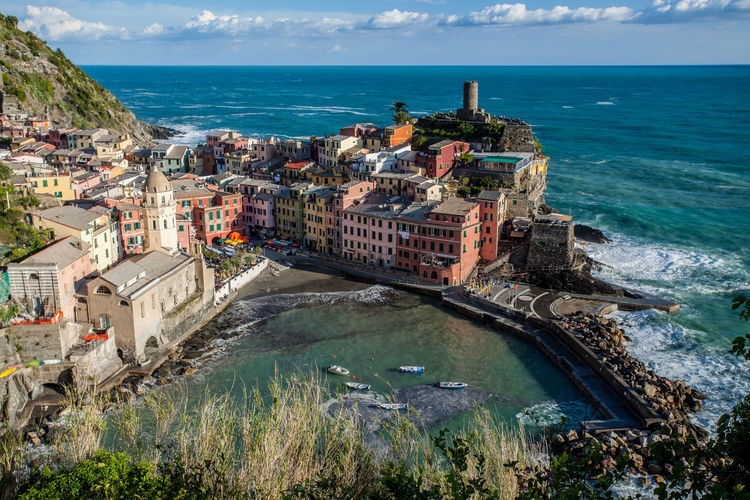 Vernazza from