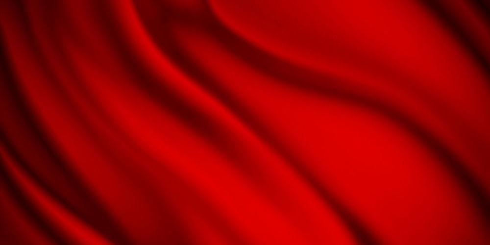 Full frame shot of red background
