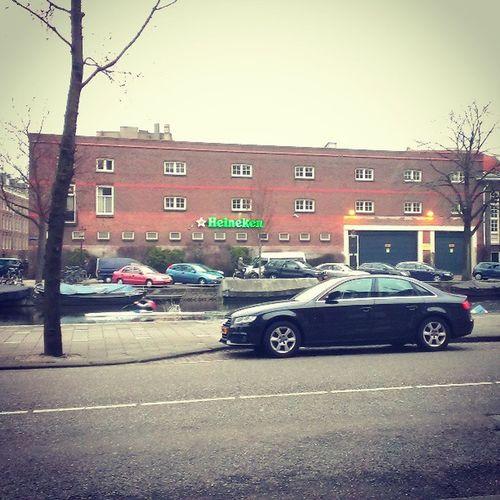Heinekenだらけ〜 Amsterdam