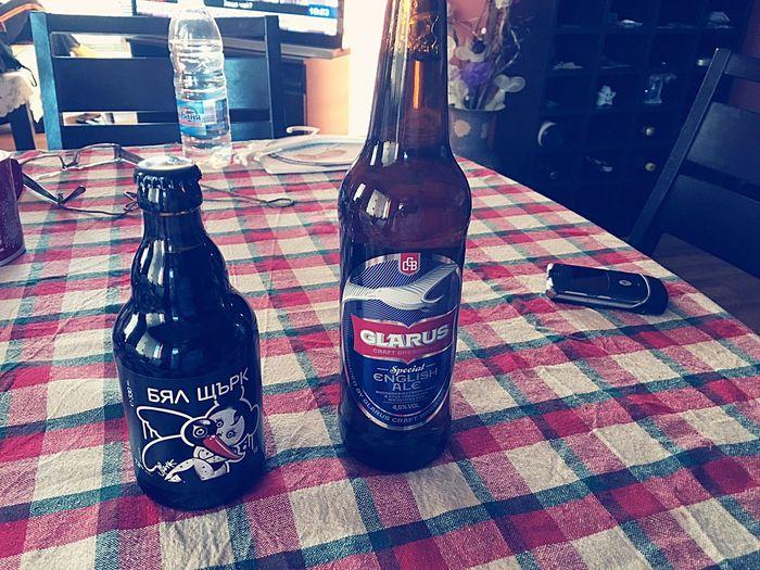 Bulgarian Beer White Stork Glarus First Eyeem Photo