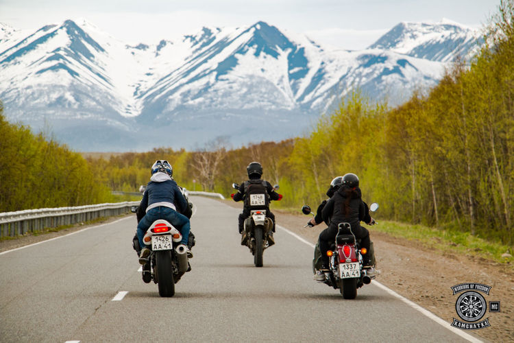 Motorcycle club, moto brothers, tourism Mountain Riding Outdoors Travel Destinations Road