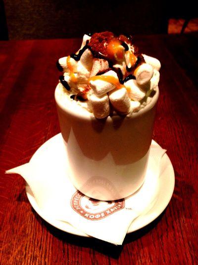 Coffee Coffee Time Marshmallows кофе кофехауз
