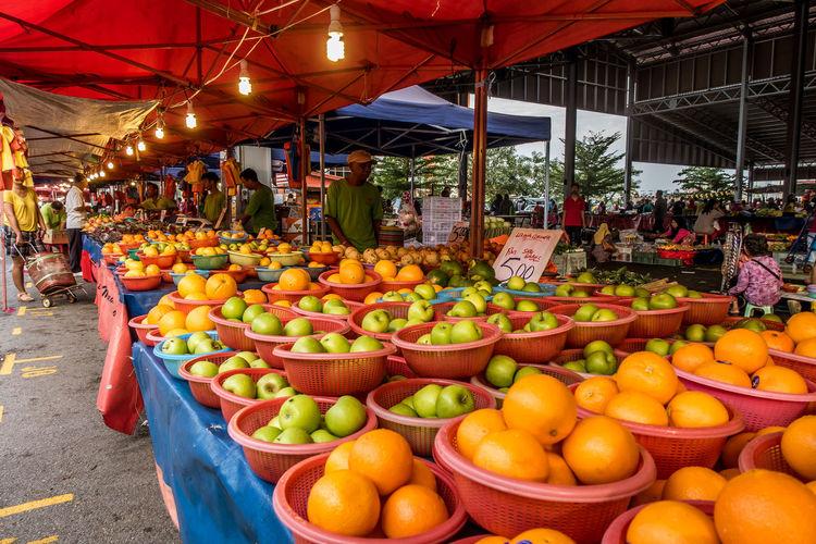 Apple Canon G7X Colour Of Life Fruit Kuching Malaysia Tropical Fruits Weekend Market
