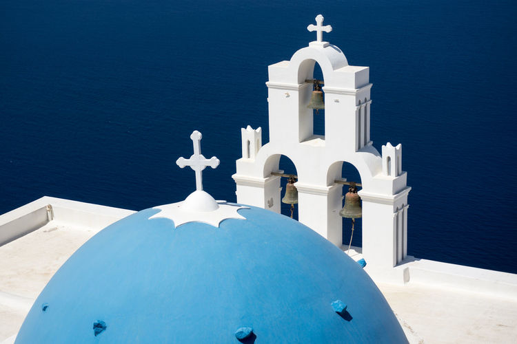 Church at santorini