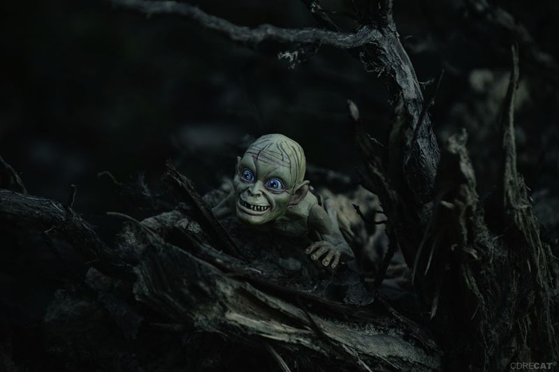 Gollum Smeagol Lord Of The Rings Herr Der Ringe Middle Earth Fantasy Toyphotography EyeEm Masterclass Monster - Fictional Character Demon - Fictional Character Fictional Character
