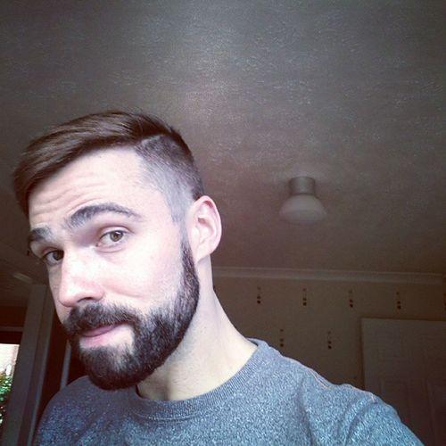 Newhair Bear Beardedgay Beardedguy gay gayuk