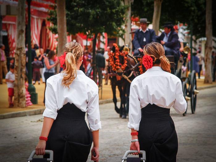 Feria de Abril de Sevilla. Andalucía. España. Andalucía Andalusia Fotocallejera Streetphotography Flamenco Sevilla Seville Feria De Abril Caballos