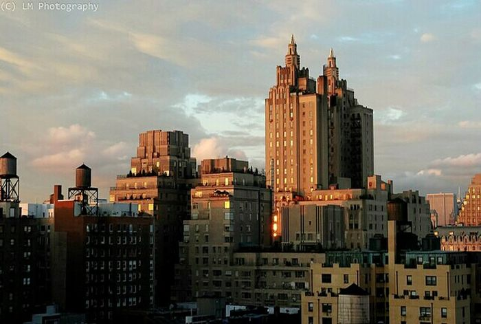 Nyc sunrise NYC Photography NYC Skyline Sunrise Urban Buildings Streetphotography Thebestofnewyork Architecture