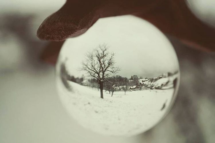 Nikon_photography_ Fotokugel Likesforlikes Taksforlikes Wintertime Pic Glaskugel
