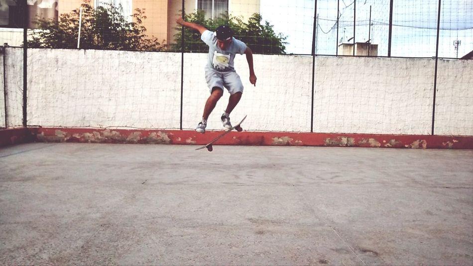 Skate é vida Skboard Nuncadesistir Evoluçao