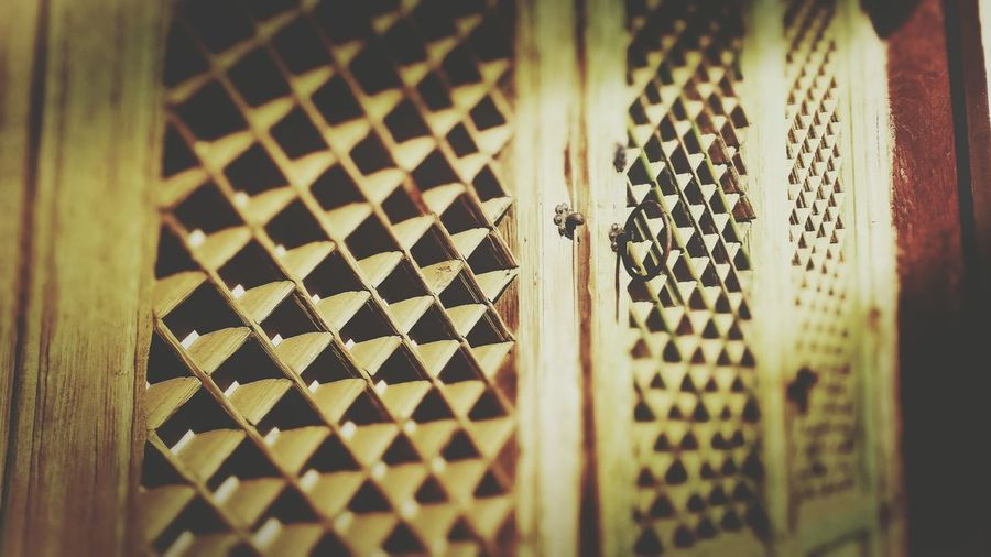 Beauttiful Place Traditional Door Traditional Door Pattern Close-up No People Day