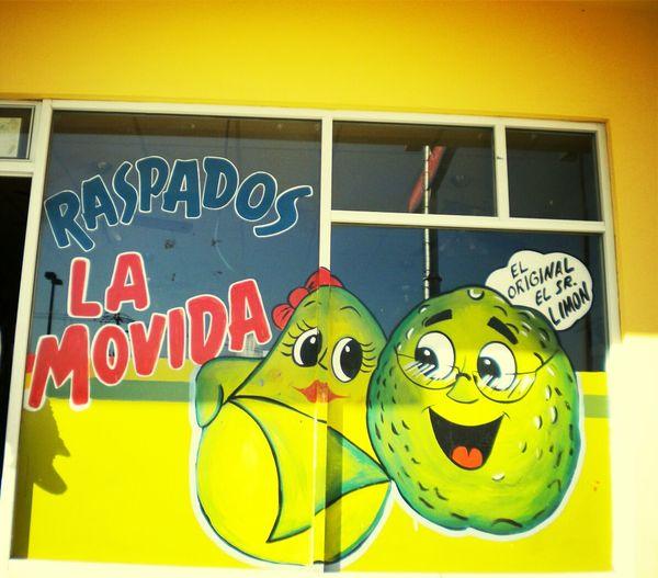 Mexico <3 Raspados Traveling