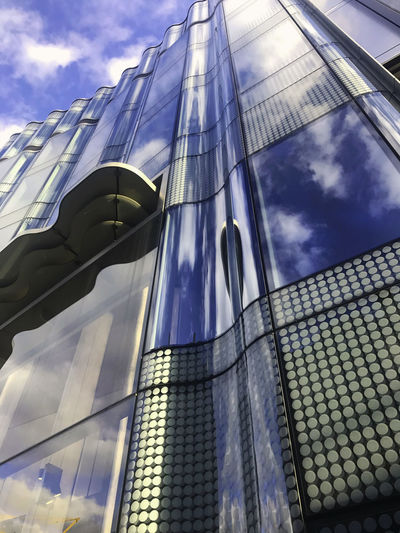 Architecture Building Exterior Built Structure City Cloud - Sky Corporate Business Day Low Angle View Modern No People Outdoors Reflection Sky Skyscraper Tall