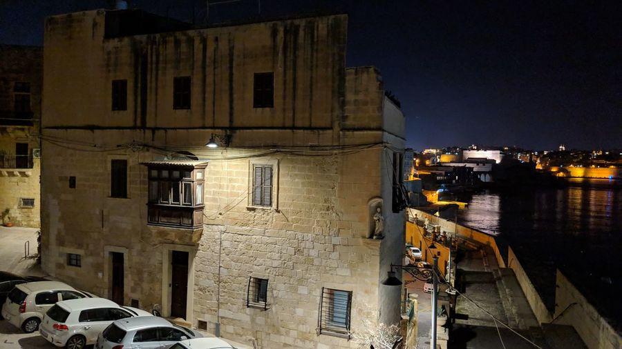 Sides of Malta.