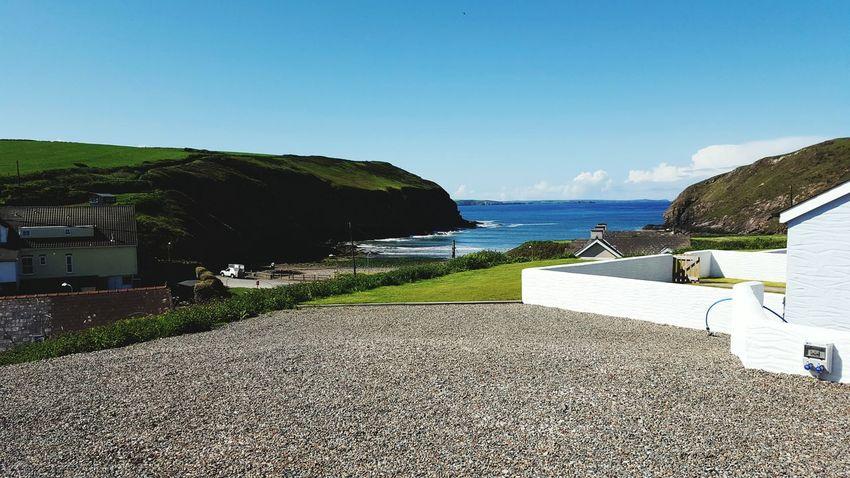 Wales Coast Pembrokeshire Pembrokeshire Coast