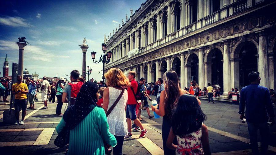 Venice, Italy Piazzasanmarco Enjoying Life Smartphonephotography EyeEm Best Shots