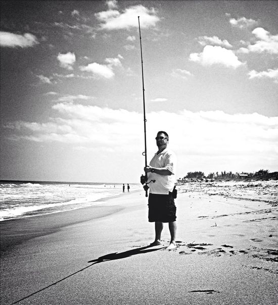 Having fun fishing in Florida Selfie ✌ This Is Me Nikonphotography Fishing Florida On A Nice Day Capture The Moment Happy