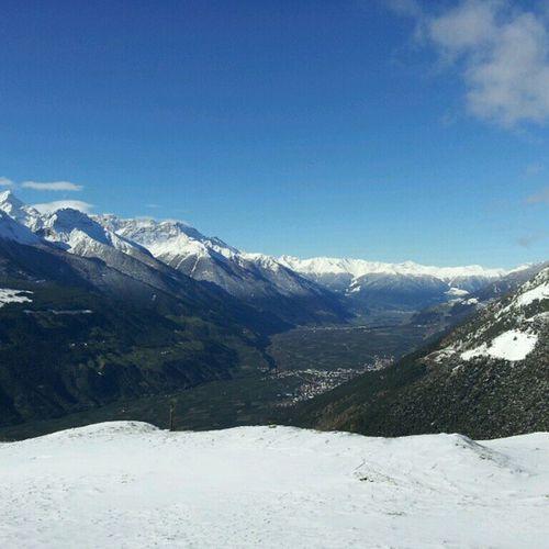Italy Vinschgau Alto adige Ortler alps mountain