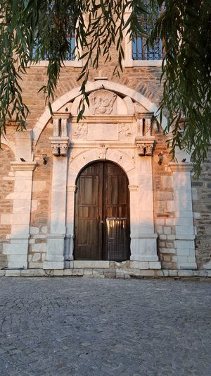 Stone Material Church Church Architecture Architecture Photography Armenian Church EyeEm Selects King - Royal Person History Door Arch Architecture Building Exterior Built Structure Entry Historic EyeEmNewHere