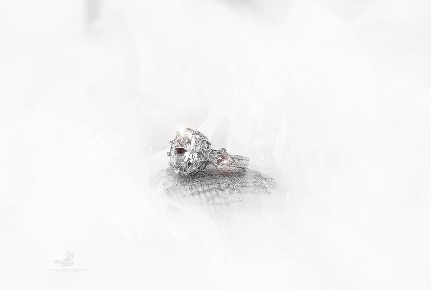 Yes Beauty In Nature Ring Wedding Photography Barty  Beauty Waiting Whait Daimond Fashion Studio Shot Al Qatif Photo StillLife