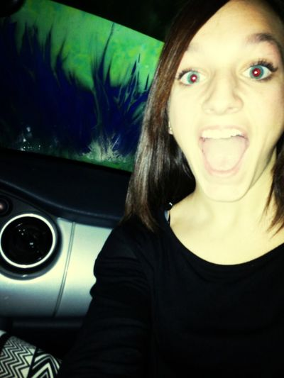What I Do During The Carwash. ❤