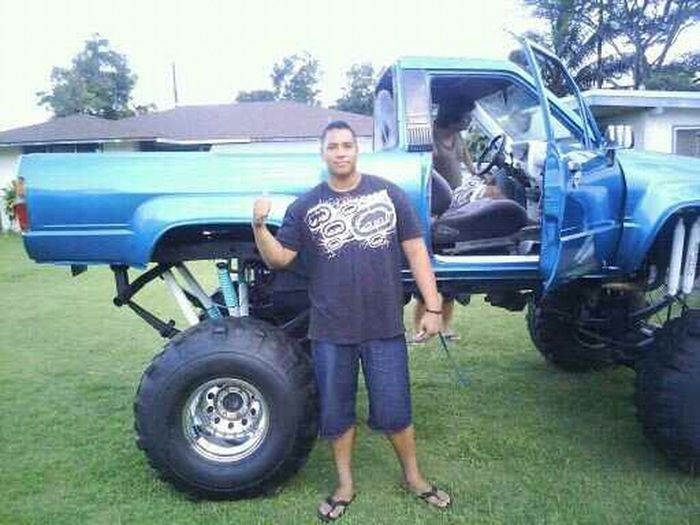 Back In 2011. Lifted Yota