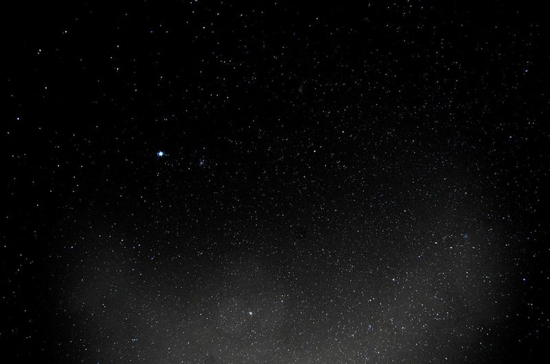 The first shot with my new star tracker. A little washed out though :( At Space Nightphotography Astrophotography