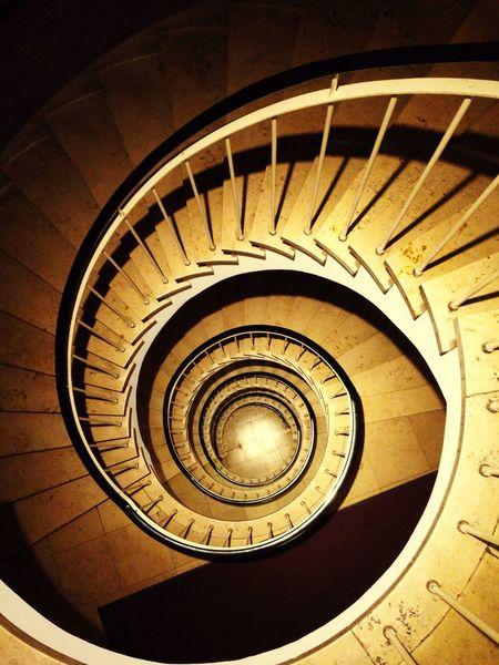 Munichnight Stairs Architecture Pattern Pieces