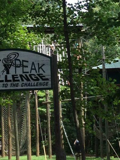 Monday's east peak challenge!! ☺️☺️