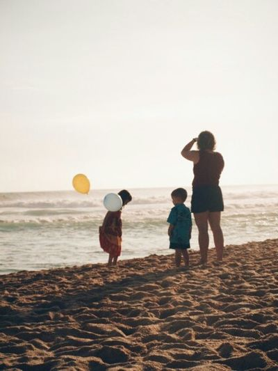 Sea Enjoying The Sun Landscape Life Is A Beach Portrait Color Portrait People Silhouette Love Traveling