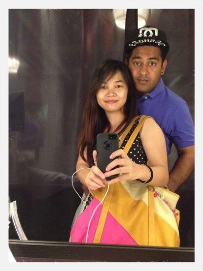 Mr. & Mrs. Dev First Eyeem Photo