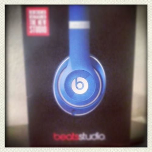 I love my new beats. they're the best! Beats By Dr.dre Music