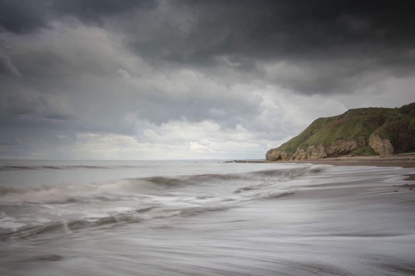 Beach Backwash Seascape Seascape Photography SeaScapePhotography Nature Photography Long Exposure Nikonphotographer Nikonphotography Sigma 18-35 F1.8 Nikon Durham Nikond7200